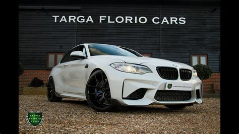 bmw m2 3 0i turbo n55 jb4 remap coupe automatic in alpine white 2016 youtube
