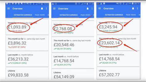 How To Make Money With Google Adsense 2017