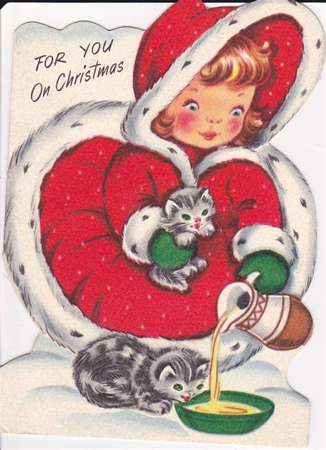 Madeline's Memories: Vintage Christmas Cards