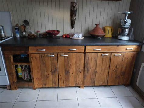 porte de cuisine en bois meubles cuisine bois meuble bas de cuisine avec vier en