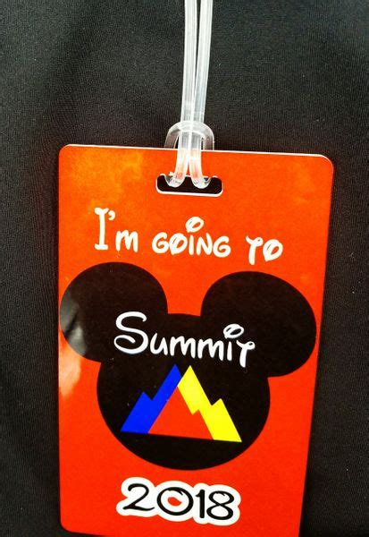 summit custom personalized bag tag cheer bow factory