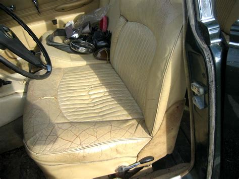 restauration siege voiture restauration jaguar 3 8l s type de m baillon par decapsoft