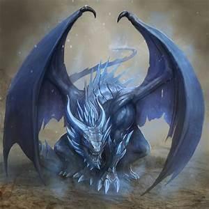 Ice Dragon by BABAGANOOSH99 on DeviantArt | Dragons ...