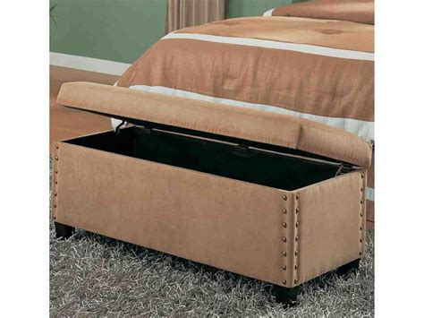 Storage Benches For Bedroom  Home Furniture Design