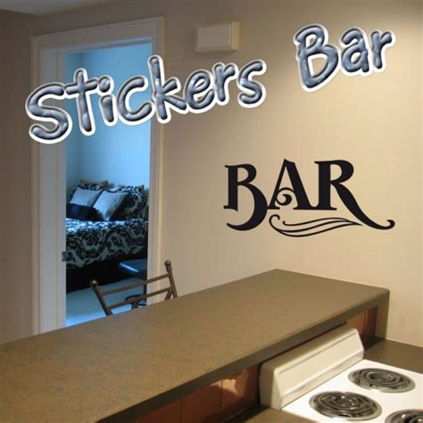 Stickers Logo Bar ·.¸¸ France Stickers