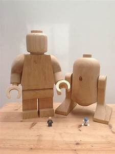 LEGO Minifigures - LEGO x Wood Artist Ragskin has created ...