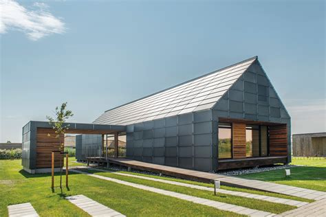 The Maintenancefree House  Arkitema Architects Archdaily