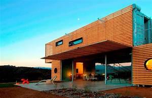 Container Haus Bauen : infinski architekten und nachhaltig bauen mit containern ~ Michelbontemps.com Haus und Dekorationen