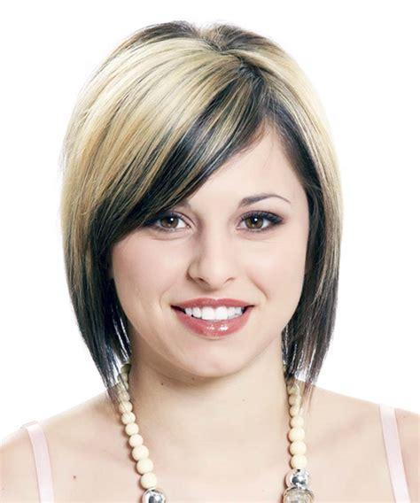 13 hairstyles for round faces best ellecrafts