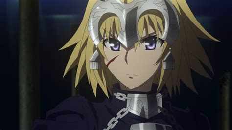 fateapocrypha tv media review episode  anime solution