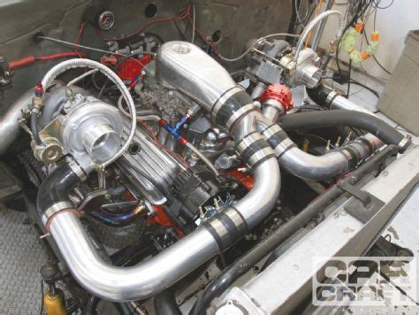 Cheap Turbos From Ebay Small Block Engine Car