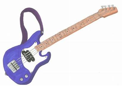 Bass Clipart Guitar Clip Electric String Instruments