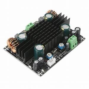 Audio Amplifier Dc 12v 24v Subwoofer Amplifier Board