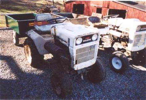 antique tractors  bolens gs