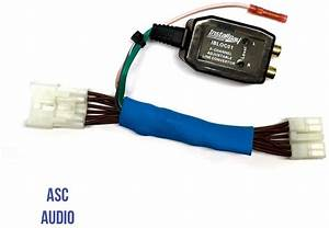 Amp To Stereo Rca To Speaker Wiring Harnes Factory Line