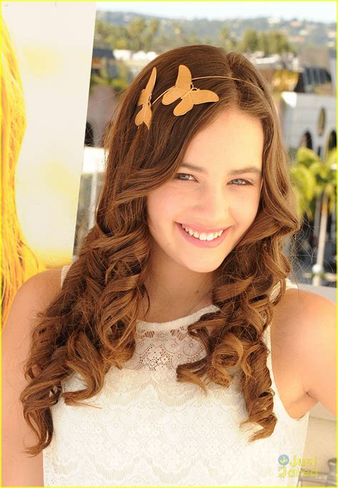 Mary Mouser: DPA Suite Darling | Photo 455271 - Photo Gallery | Just Jared Jr.