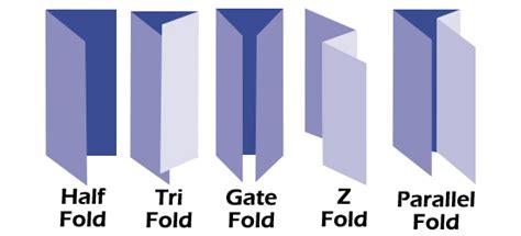 brochure kiosk pics brochure folding options