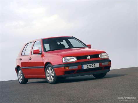 Volkswagen Golf Iii 5 Doors Specs 1992 1993 1994 1995