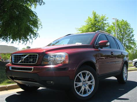 pre owned  volvo xc  sport utility  columbus