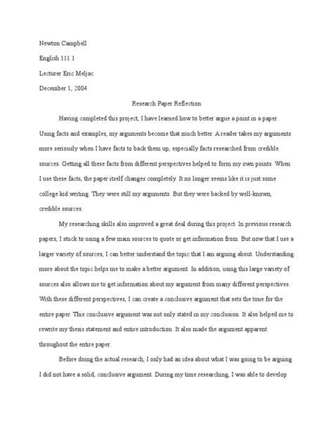 reflective essay  academic writing thatsnotus