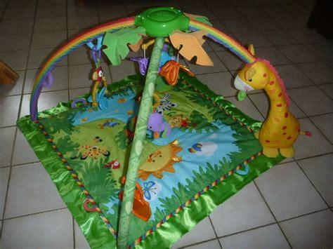 tapis d eveil tiny jungle tapis d 233 veil jungle vente pu 233 riculture kourou