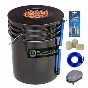 Dwc Hydroponic System Bucket