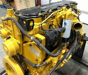 Rv Chassis Parts Caterpillar Diesel Engine