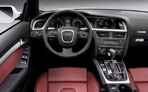 how do cars engines work 2010 audi s5 engine control 2010 audi a5 s5 cabriolet first photos and details of audi s new convertible a5 coupe motor