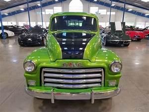 1954 Gmc 1  2 Ton Manual Rear Wheel Drive Pickup Truck 54
