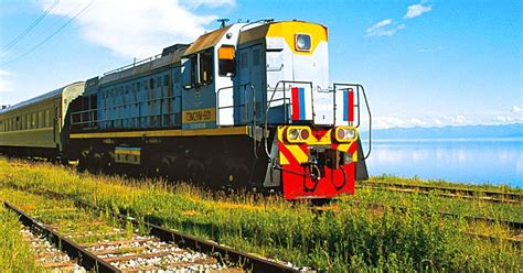 lernidee trains cruises in russia tour package deals