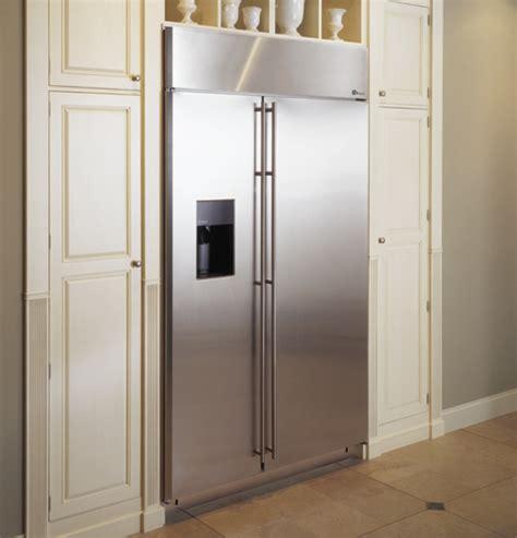 zissnrss ge monogram  built  side  side refrigerator  monogram collection