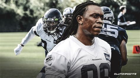 seahawks news de ziggy ansah questionable