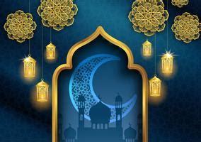 islamic greeting  vector art   downloads