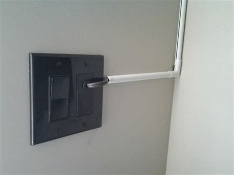 Door Closet Switch Pantry Light While