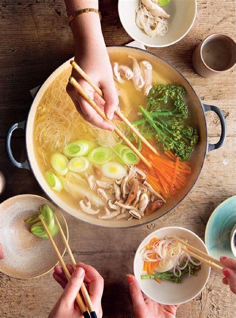 pot cuisine mizutaki a japanese pot recipe japanese japanese
