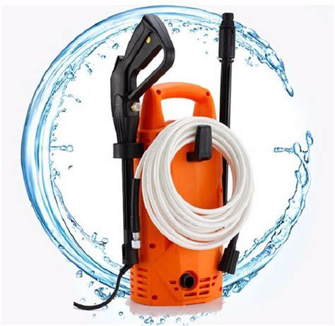 Alat Cuci Motor Kediri mesin steam jet cuci motor mobil 1400w orange