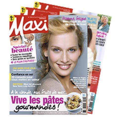 maxi cuisine abonnement abonnement magazine maxi abobauer com