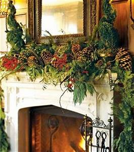 Whitehaven Christmas Mantels