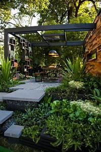 le jardin paysager tendance moderne de jardinage With photos amenagement jardin paysager