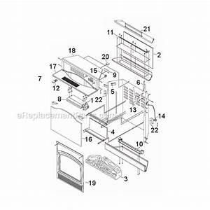Monessen Wef36 Parts List And Diagram   Ereplacementparts Com