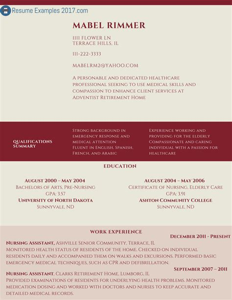 professional resume    resume examples