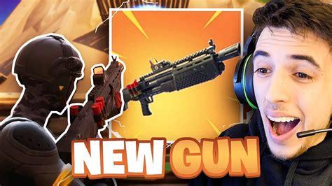 solo legendary heavy shotgun gameplay  fortnite