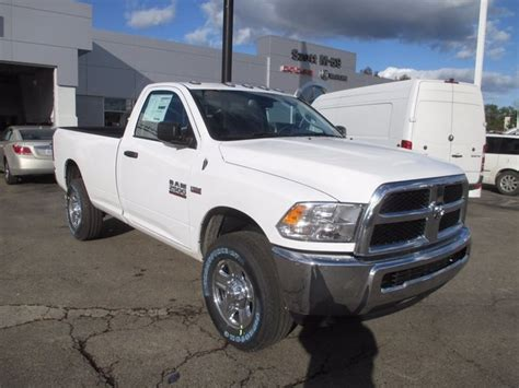 New 2018 Ram 2500 Tradesman Regular Cab In Highland