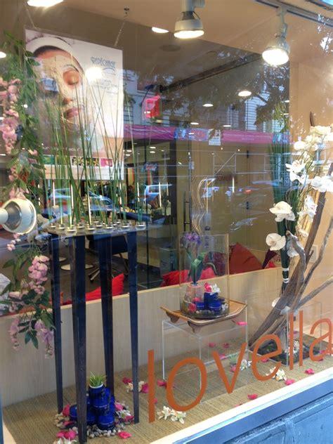 create  window display lydia sarfati skin care blog