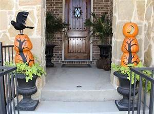 Top 17 Halloween Front Porch Decor – Unique & Easy Holiday ...