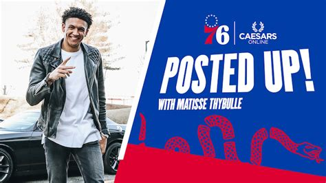 We would like to show you a description here but the site won't allow us. Posted Up! | Matisse Thybulle | Philadelphia 76ers