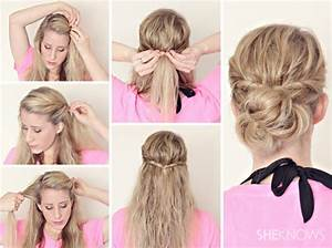 Hairstyle Tutorials For Wet Hair Page 3