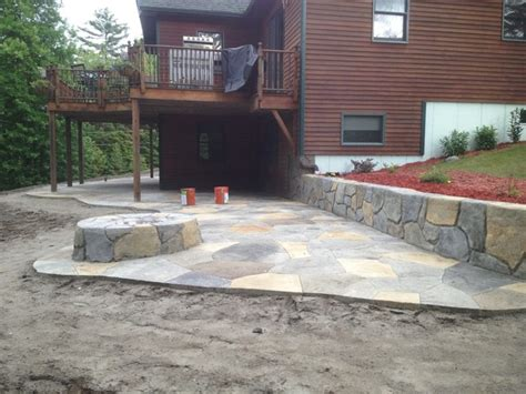 sted concrete rustic patio other by maple creek