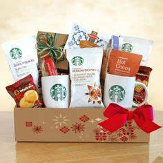 1000 images about Starbucks Gift Baskets on Pinterest