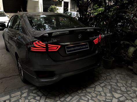 I ordered the exterior styling kit for my 2019 v90 when i purchased it. Maruti Suzuki Ciaz Concept Led Tail Lamps V1